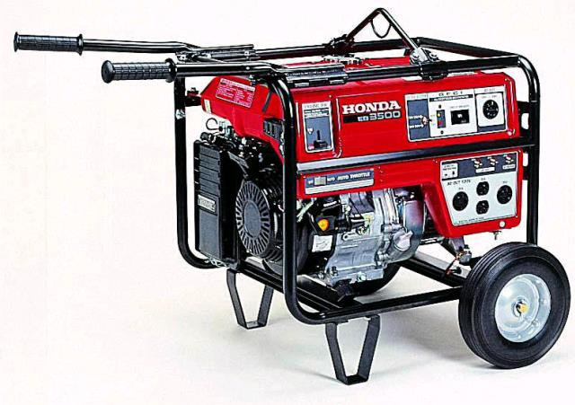 Where to find GENERATOR, 3500 WATT GASOLINE in Seattle