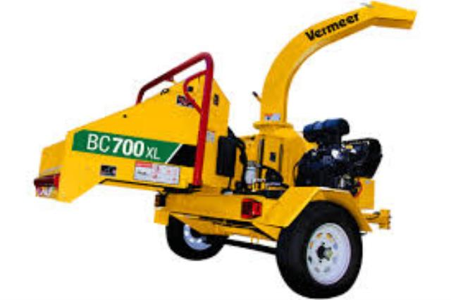 Where to find CHIPPER, BRUSH 6  VERMEER BC700XL in Seattle