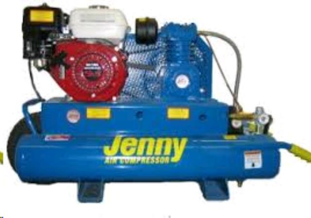 Where to find COMPRESSOR,  9 CFM GAS in Seattle