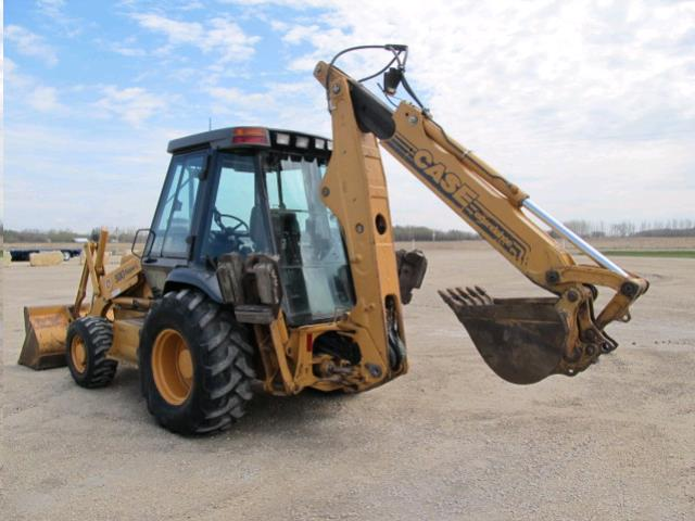 Where to find LOADER, CASE 580 4X4 EXTENDAHOE in Seattle
