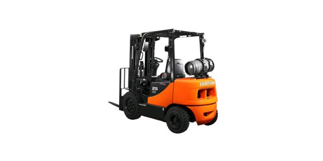 Where to find FORKLIFT 5000LB IND WAREHOUSE in Seattle