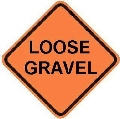 Rental store for SIGN LOOSE GRAVEL in Seattle WA
