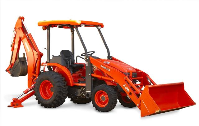 Where to find TRACTOR, KUBOTA L3901 4WD in Seattle