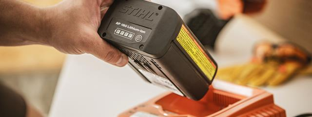 Rent Stihl Battery System Sales