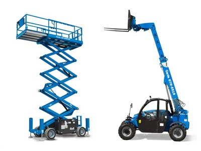 Manlift rentals in Seattle WA