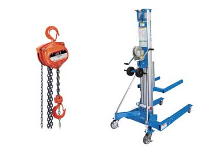 Rent Hoists