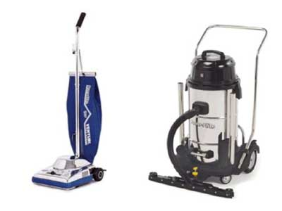 Rent Vacuums & Sweepers